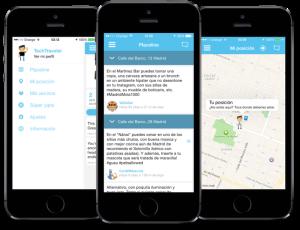 GPMESS en iOS