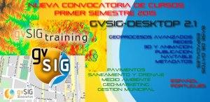 Convocatoria de Cursos Primer Semestre 2015