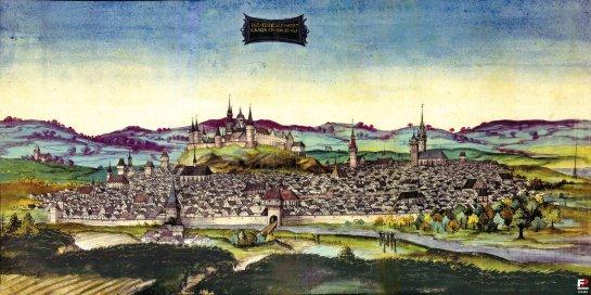 Kraków, Poland, 1536