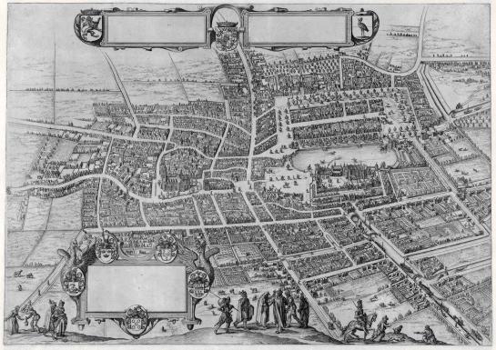 1598,_Plattegrond_van_Den_Haag,_Jacob_de_Gheyn_(II)