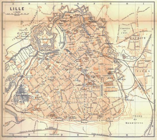 Lille, France 1889