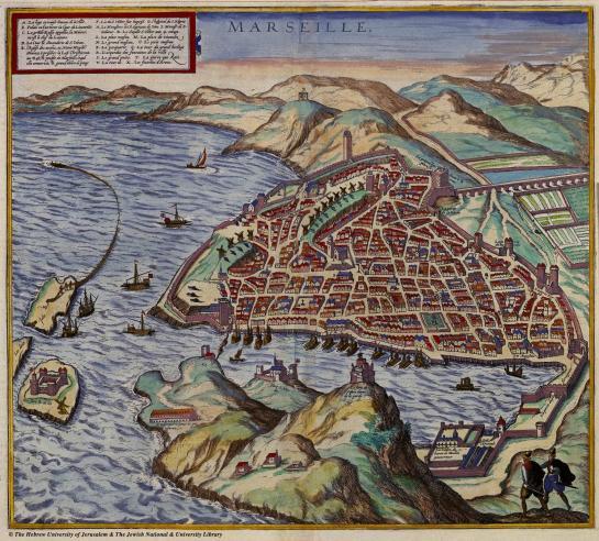 Marseilles, France 1575