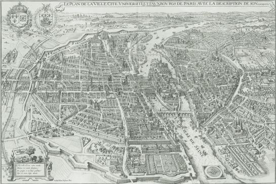 Paris, 1615