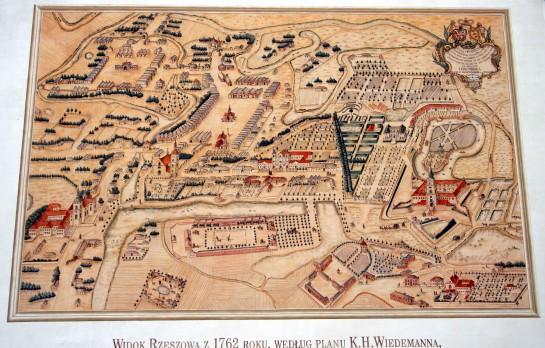 Rzeszów, Poland, 1762
