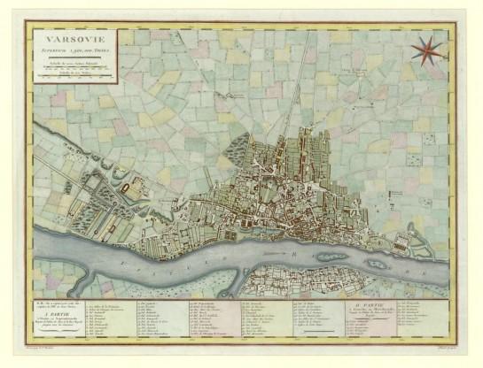 Warsaw, Poland 1790 [5841x4469]