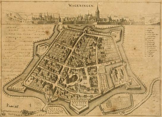 Wageningen, The Netherlands, 1654