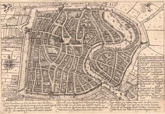 Haarlem, Netherlands. 1628